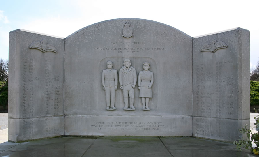 Kenley Aerodrome War Memorial